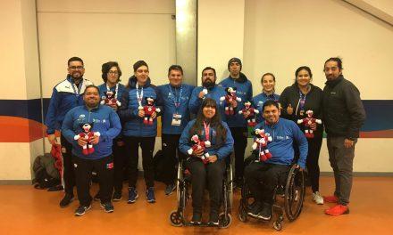 Juegos nacionales y paranacionales 2019