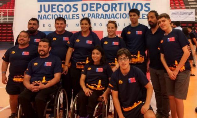 Juegos Nacionales y Paranacionales se realizarán entre el 17 y el 30 de mayo.